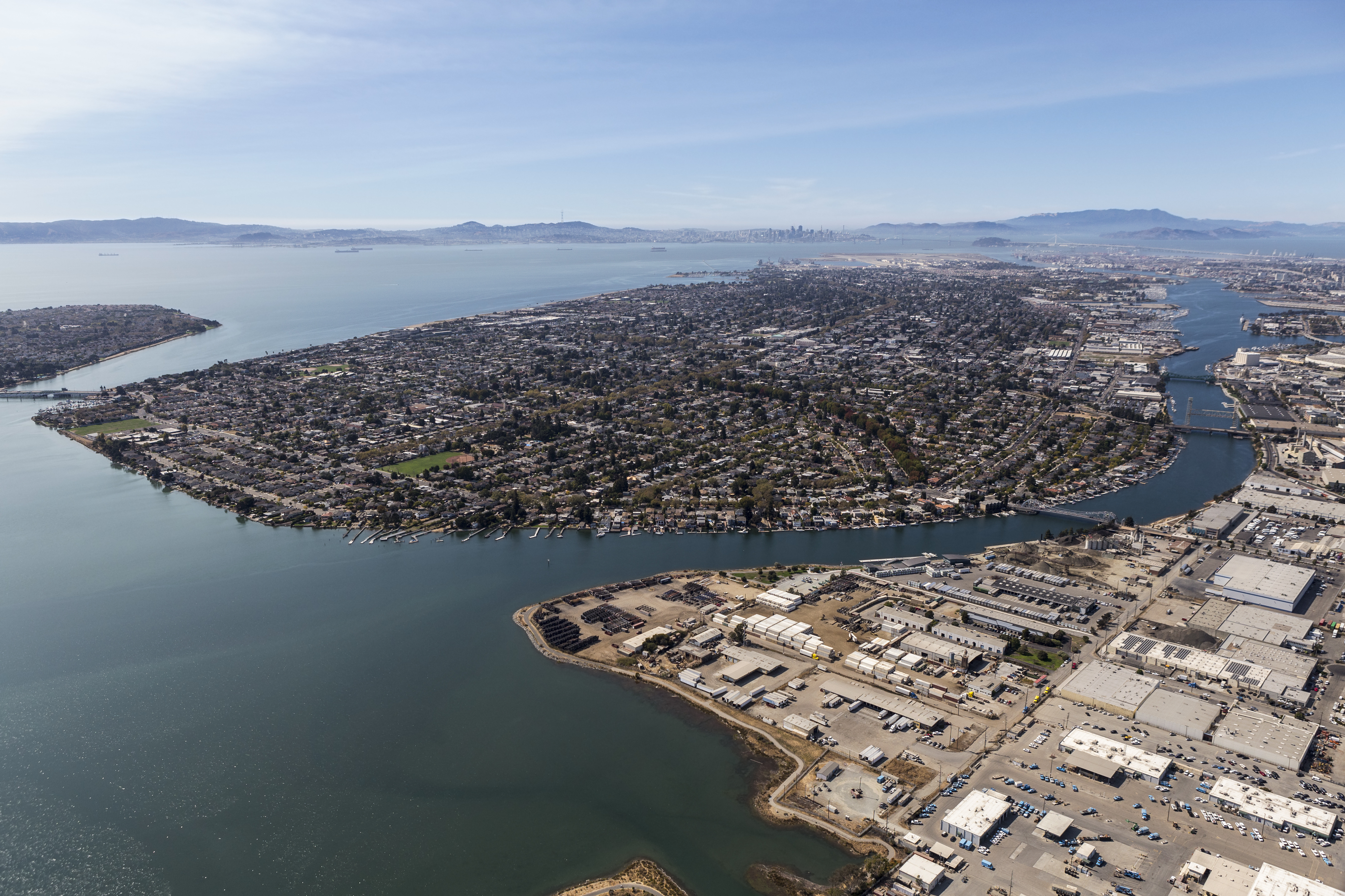 Alameda Partition Action